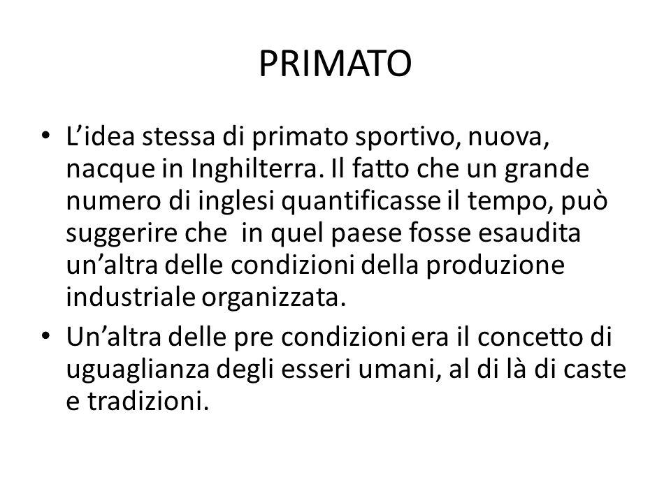 PRIMATO