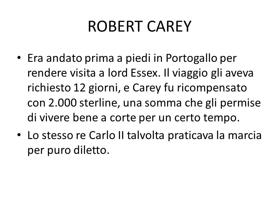 ROBERT CAREY