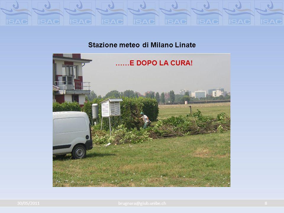 Stazione meteo di Milano Linate