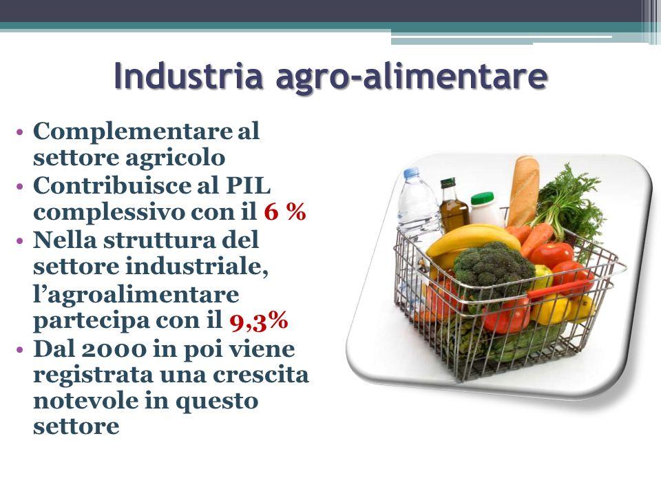 Industria agro-alimentare