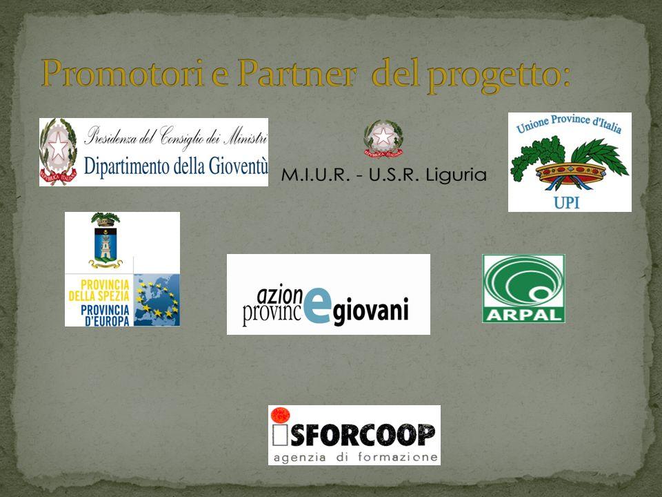 Promotori e Partner del progetto: