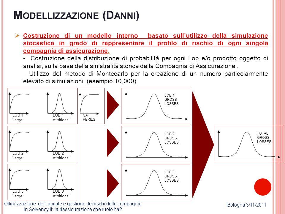 Modellizzazione (Danni)