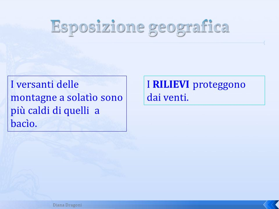 Esposizione geografica