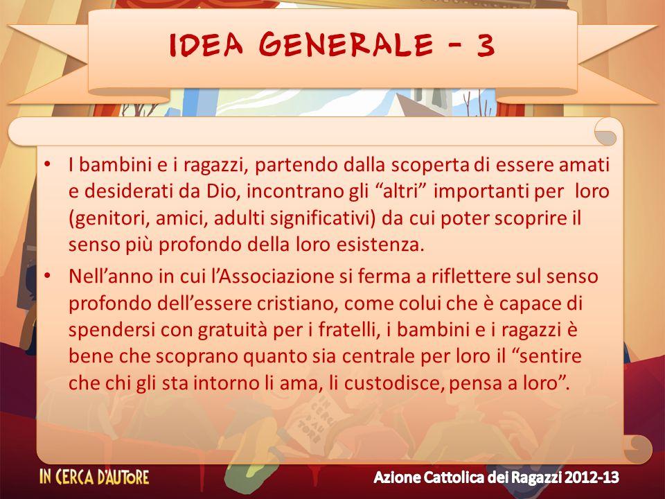 IDEA GENERALE - 3