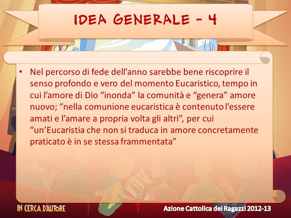 IDEA GENERALE - 4