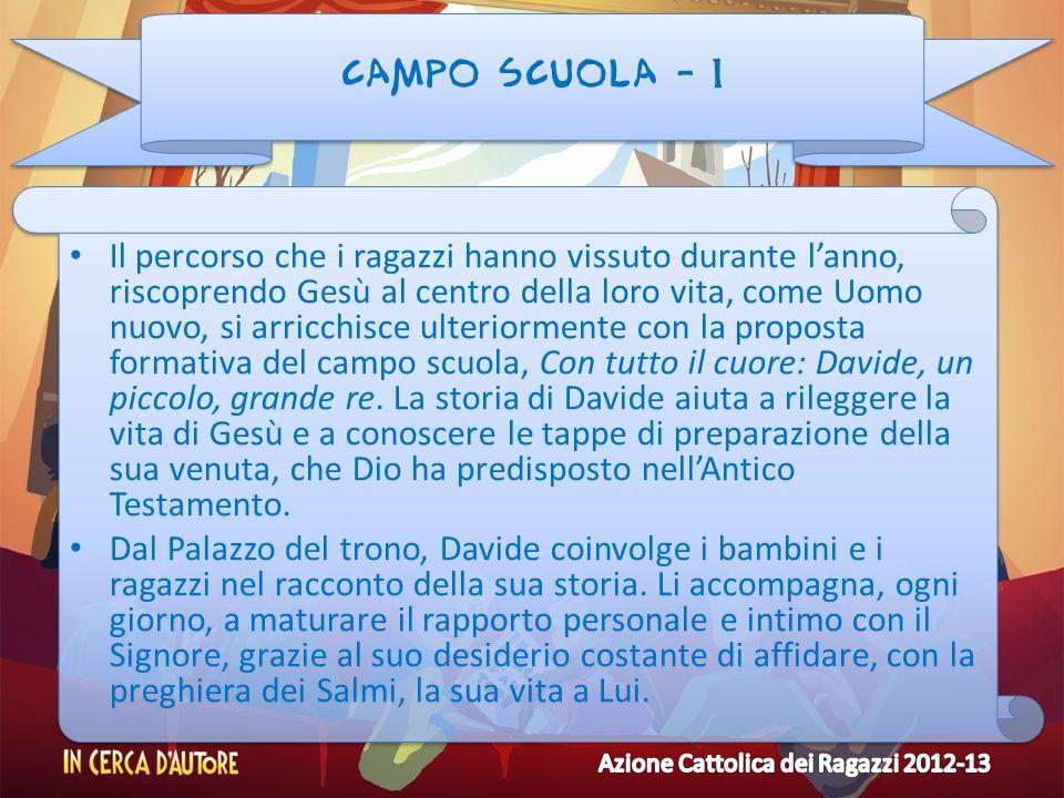 CAMPO SCUOLA - 1
