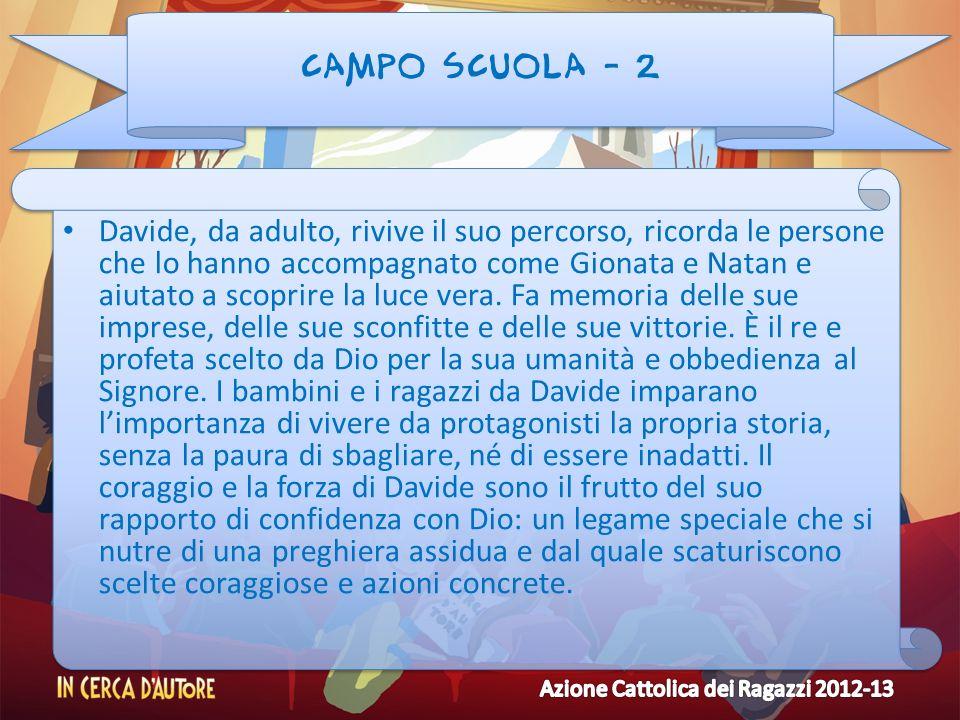 CAMPO SCUOLA - 2