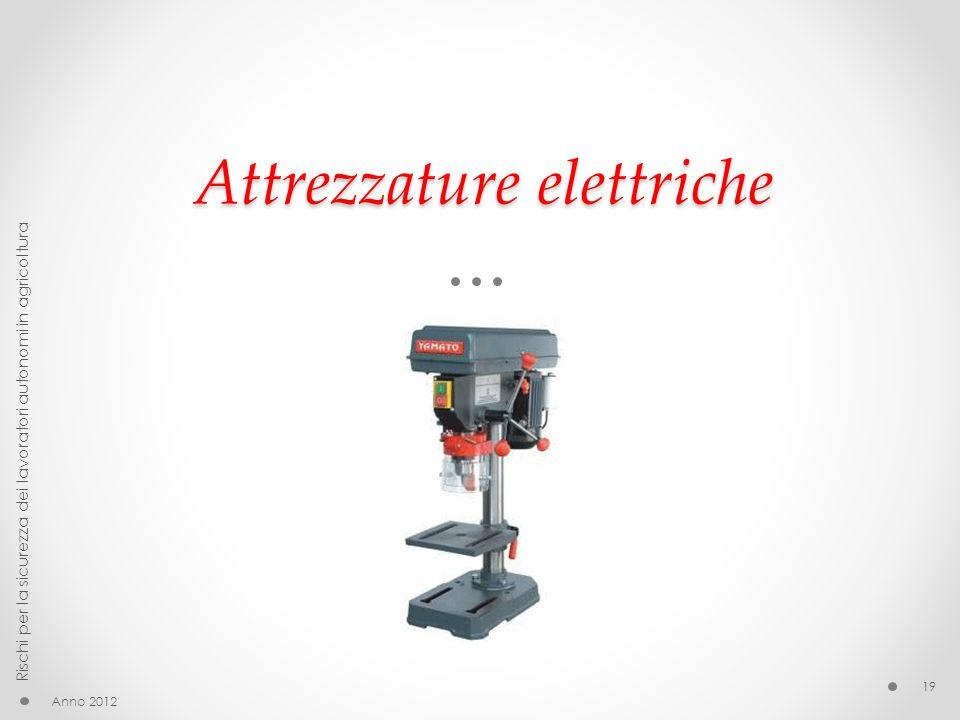 Attrezzature elettriche