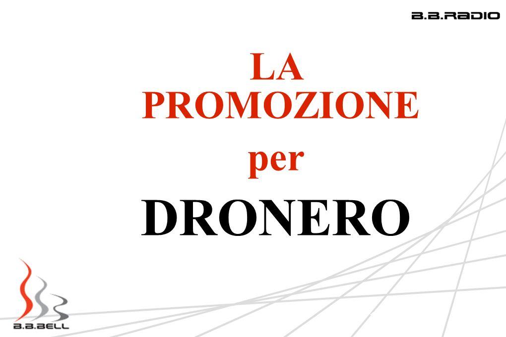 LA PROMOZIONE per DRONERO