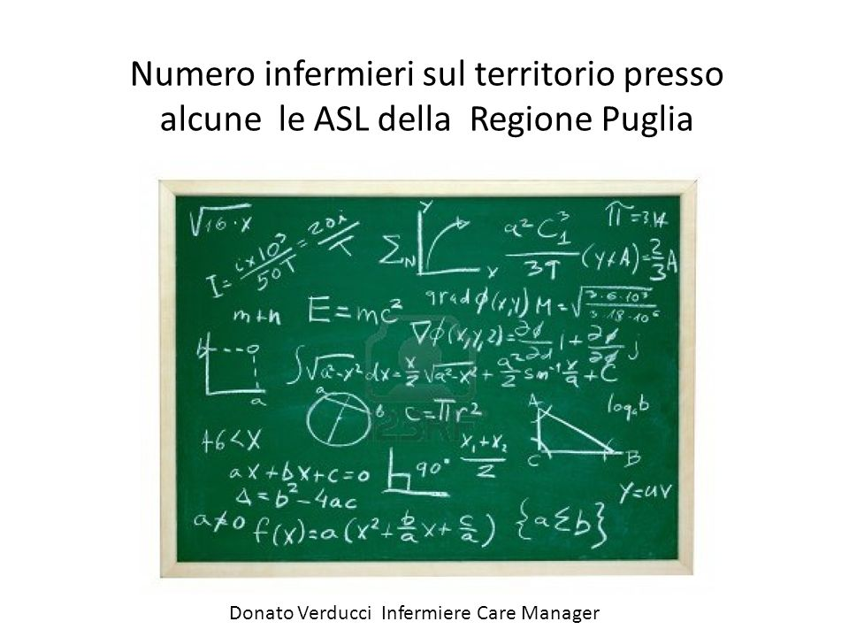 Donato Verducci Infermiere Care Manager