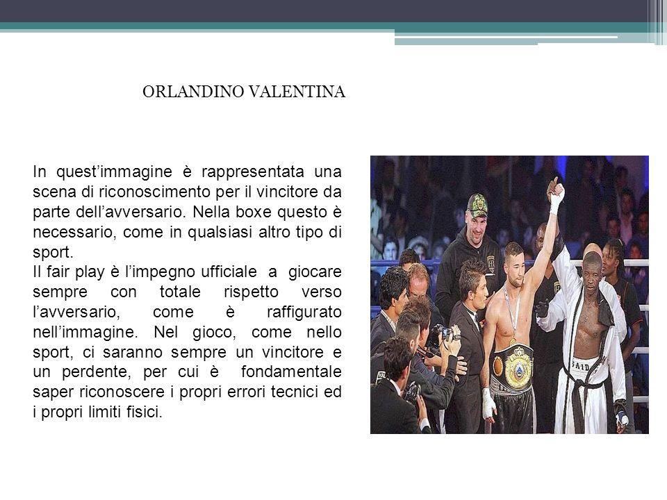 ORLANDINO VALENTINA