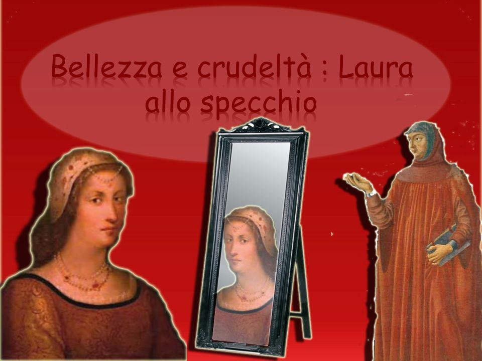 Bellezza e crudeltà : Laura allo specchio
