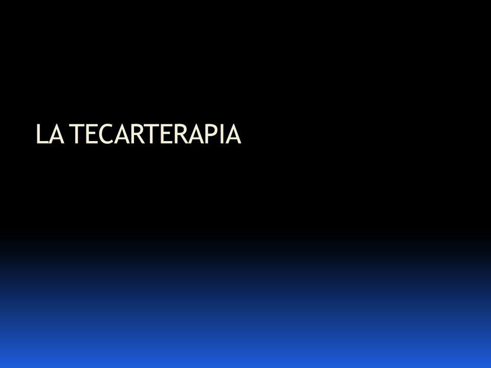 LA TECARTERAPIA