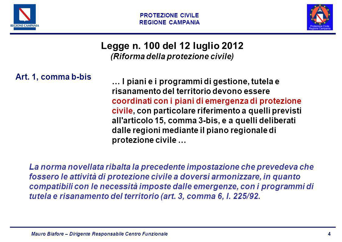 (Riforma della protezione civile)