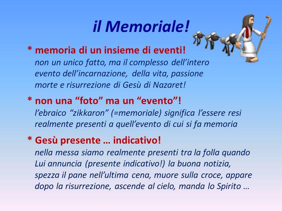 il Memoriale!