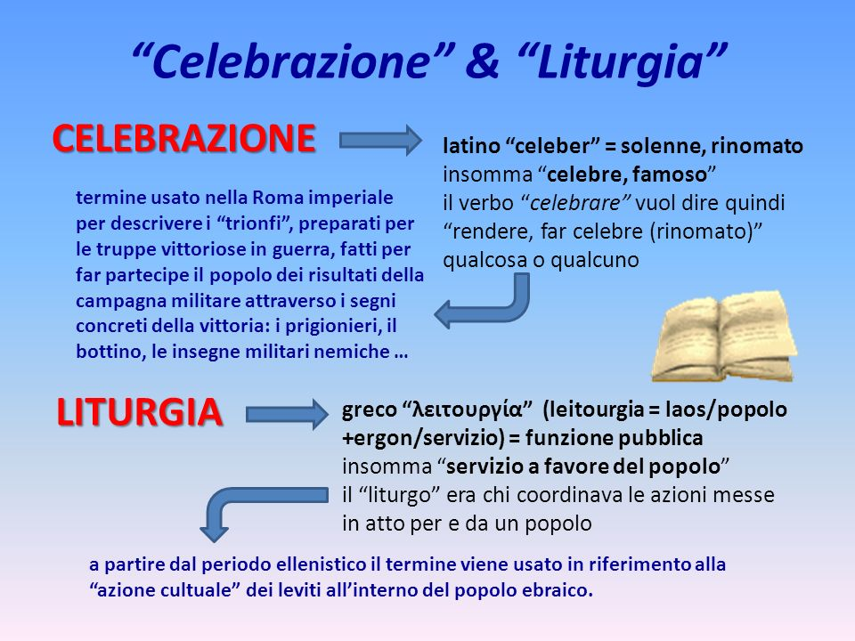 Celebrazione & Liturgia