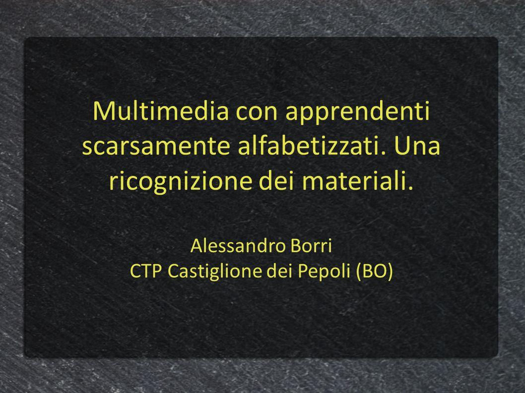 CTP Castiglione dei Pepoli (BO)