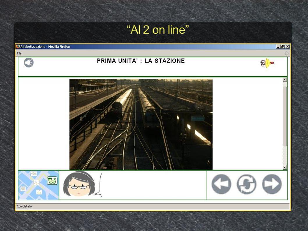 Al 2 on line