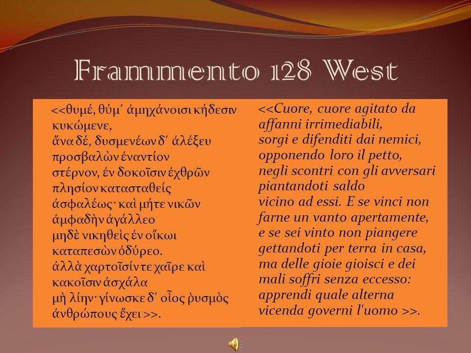 Frammento 128 West