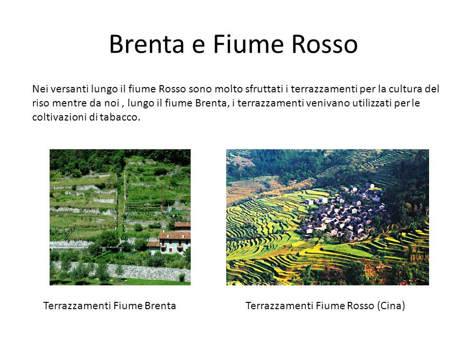 Brenta e Fiume Rosso