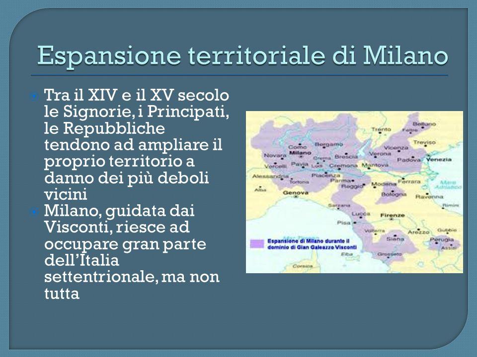 Espansione territoriale di Milano
