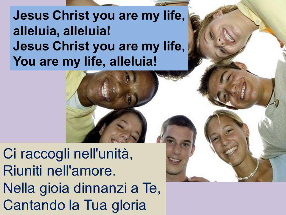 Nella gioia dinnanzi a Te, Cantando la Tua gloria