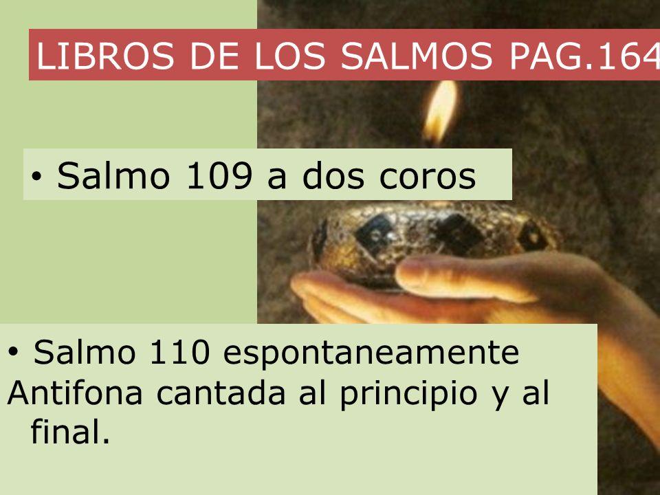 LIBROS DE LOS SALMOS PAG.164