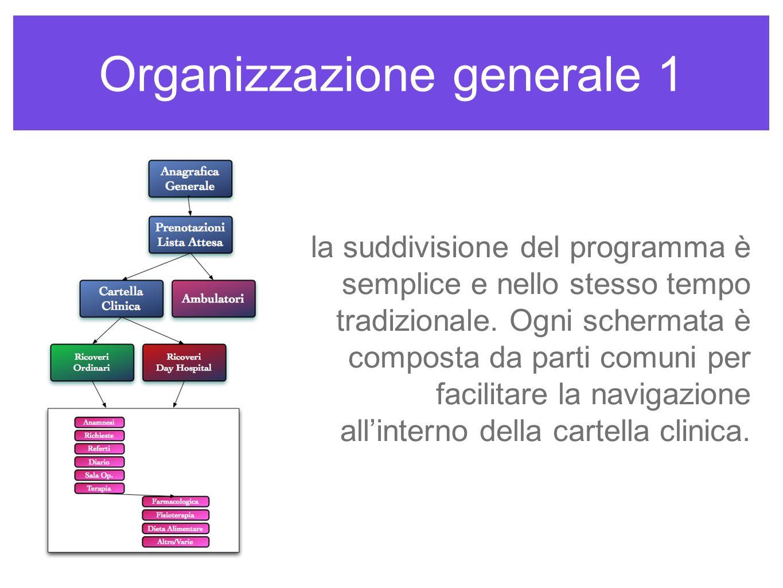 Organizzazione generale 1