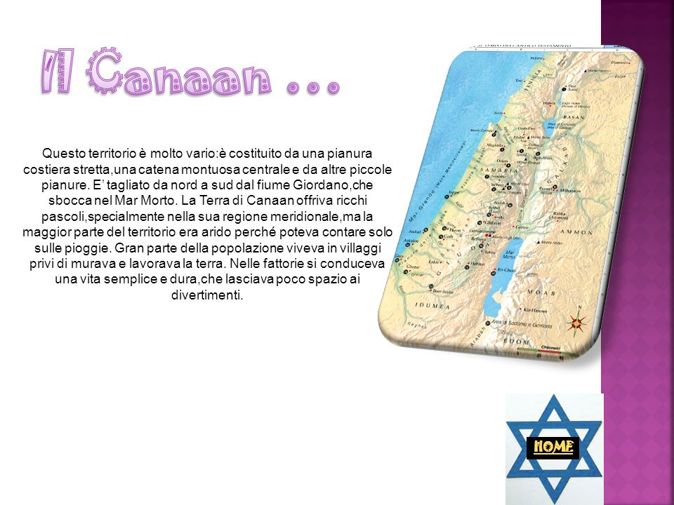 Il Canaan …