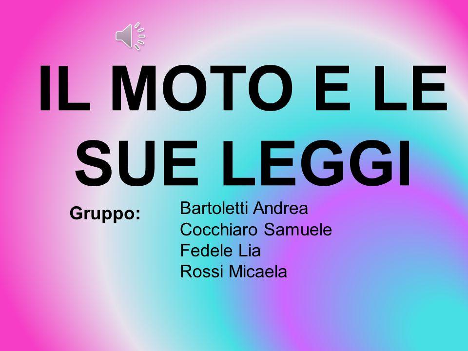 Bartoletti Andrea Cocchiaro Samuele Fedele Lia Rossi Micaela