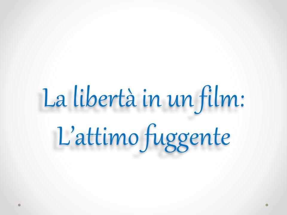 La libertà in un film: L'attimo fuggente