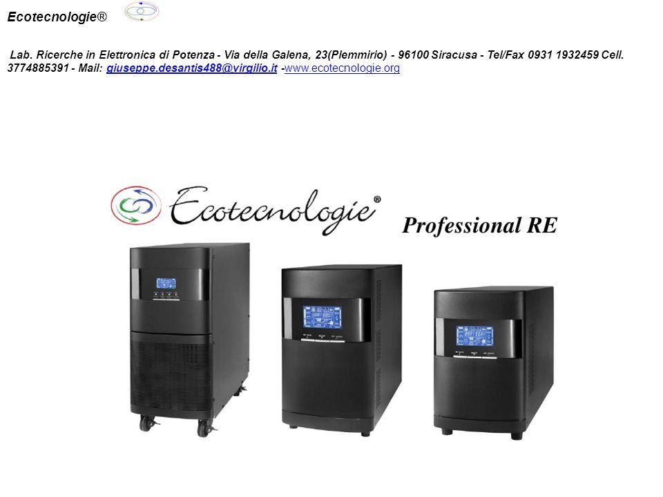 Ecotecnologie®