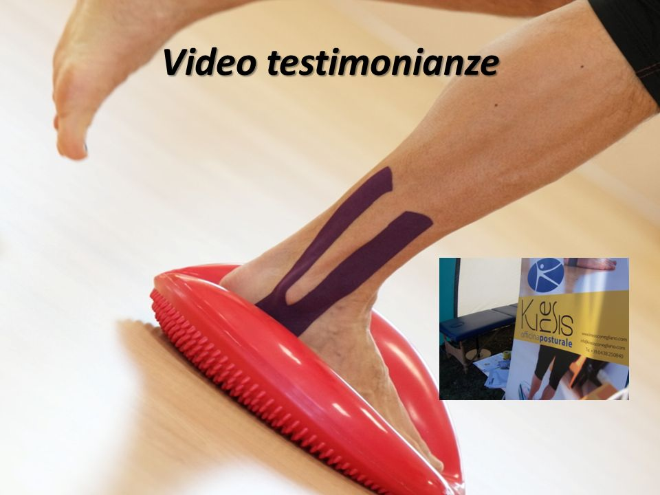 Video testimonianze