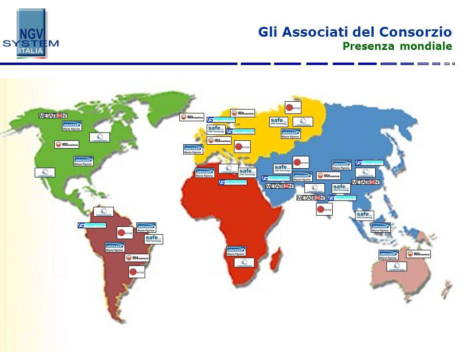 Gli Associati del Consorzio Presenza mondiale
