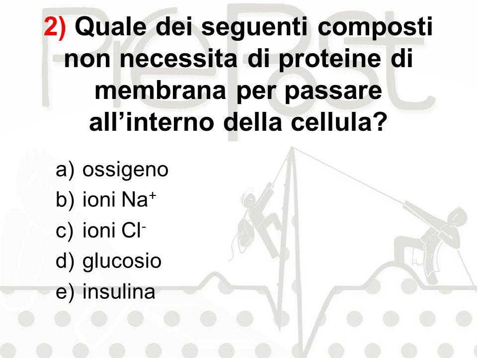 ossigeno ioni Na+ ioni Cl- glucosio insulina