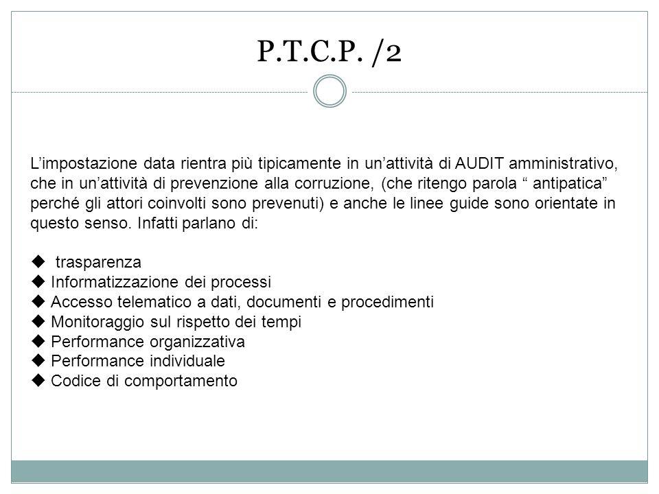 P.T.C.P. /2