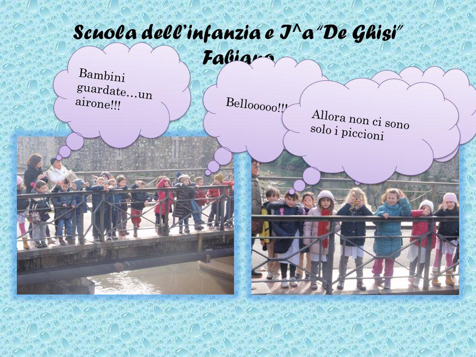 Scuola dell'infanzia e I^a De Ghisi Fabiano