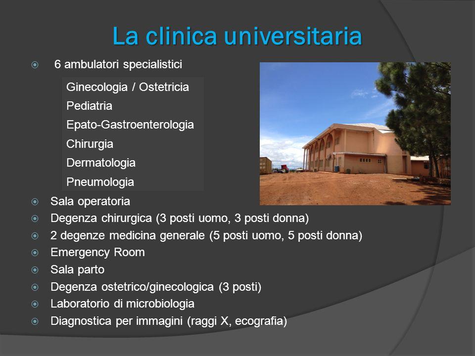 La clinica universitaria