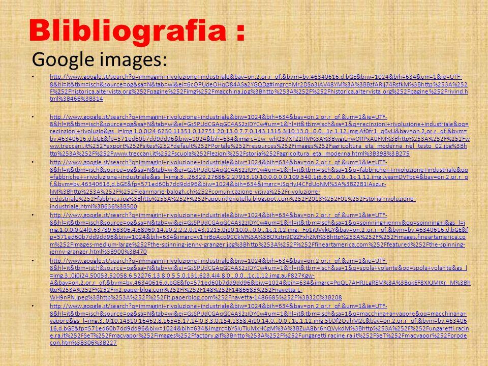 Blibliografia : Google images: