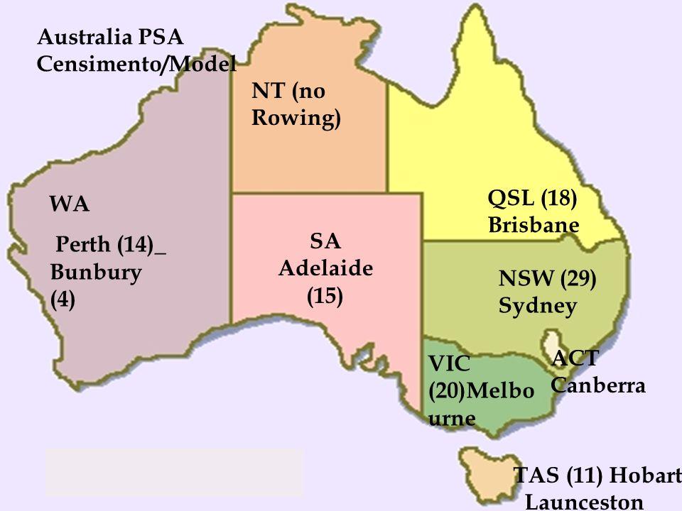Australia PSA Censimento/Model