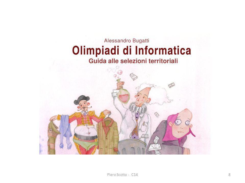 La gestione dei file Piero Scotto - C14