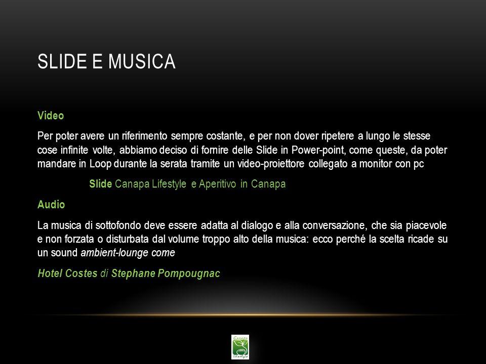 Slide e musica