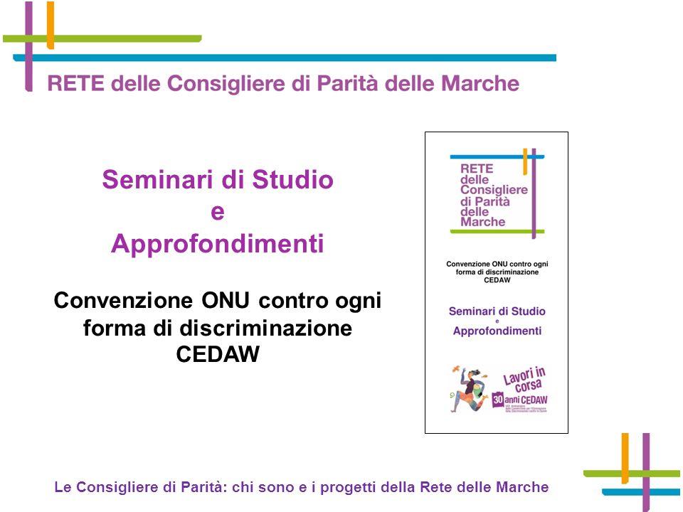 Convenzione ONU contro ogni forma di discriminazione