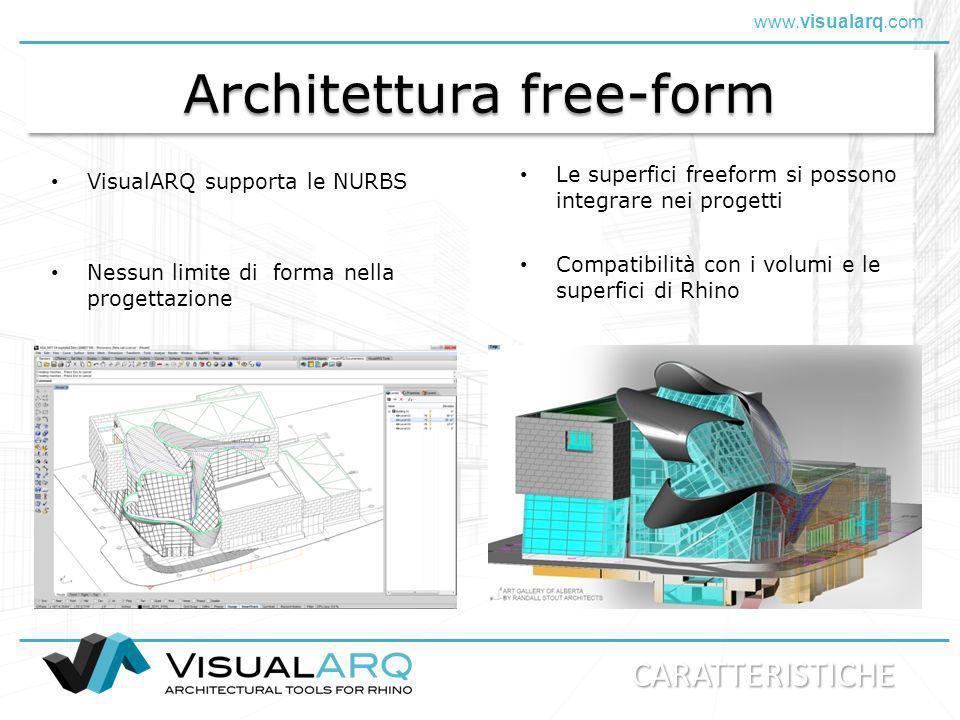 Architettura free-form