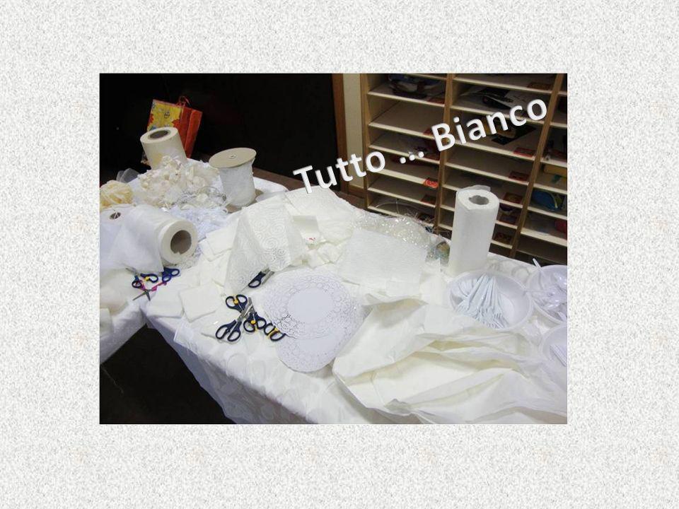 Tutto … Bianco
