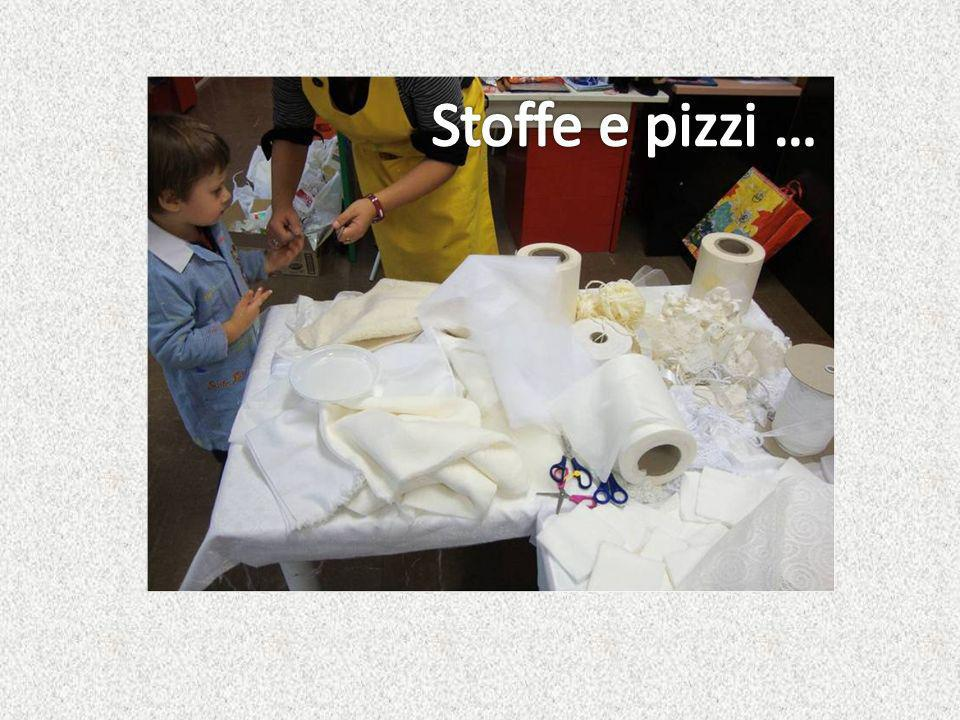 Stoffe e pizzi …