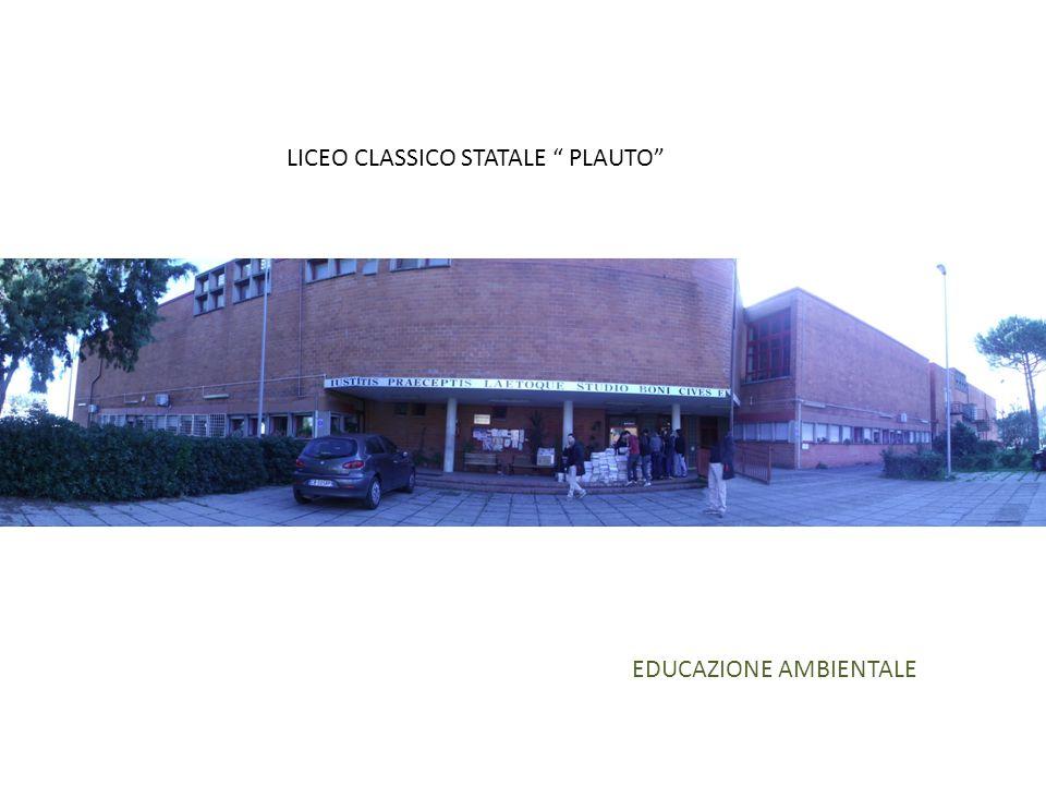 LICEO CLASSICO STATALE PLAUTO