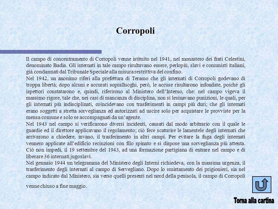 Torna alla cartina Corropoli