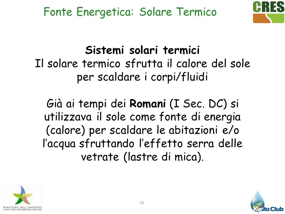 Sistemi solari termici