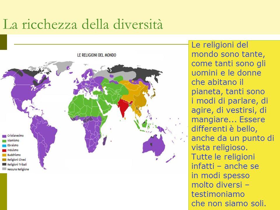 La ricchezza della diversità
